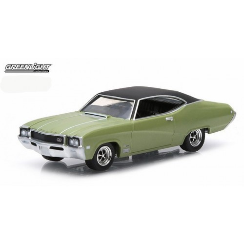 GL Muscle Series 12 - 1968 Buick GS 400