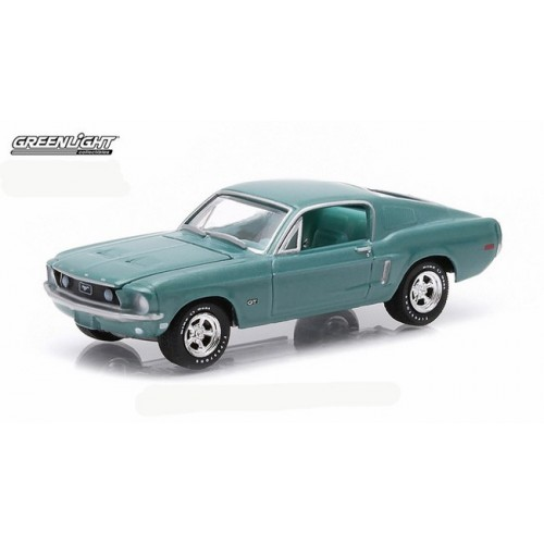 GL Muscle Series 12 - 1968 Ford Mustang GT