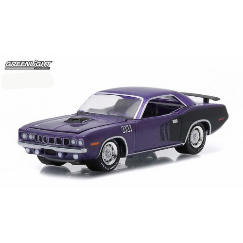 GL Muscle Series 14 - 1971 Plymouth HEMI Cuda