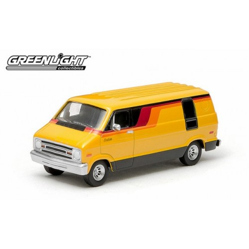 Country Roads Series 12 - 1976 Dodge B-100 Street Van