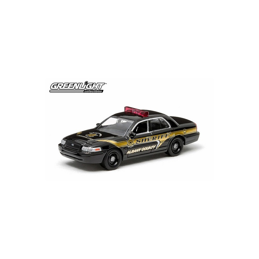 Country Roads Series 12 - Ford Police Interceptor