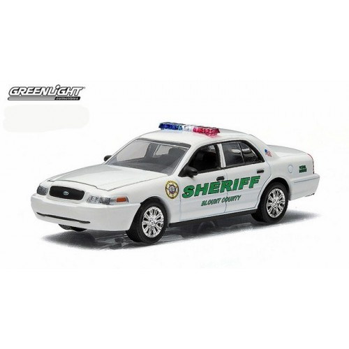 Country Roads Series 13 - 2010 Ford Police Interceptor