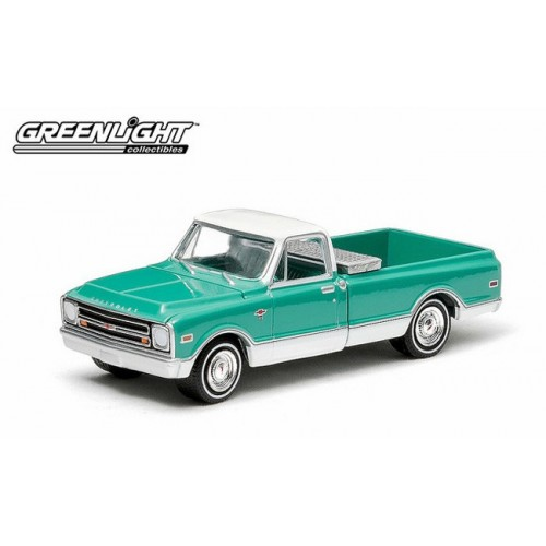 Country Roads Series 12 - 1968 Chevrolet C-10 Truck