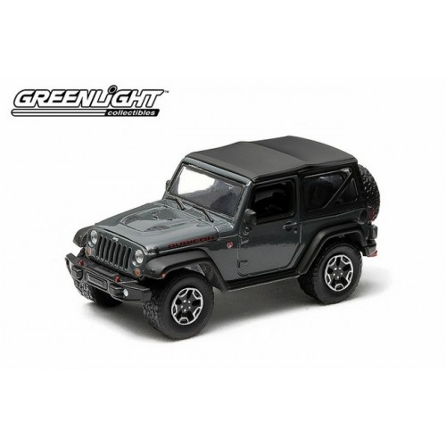 Country Roads Series 12 - 2014 Jeep Wrangler Rubicon X