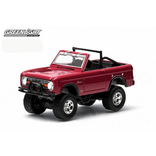 Country Roads Series 13 - 1974 Ford Bronco