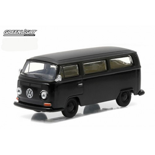 Black Bandit Series 12 - 1968 Volkswagen Type 2 Bus