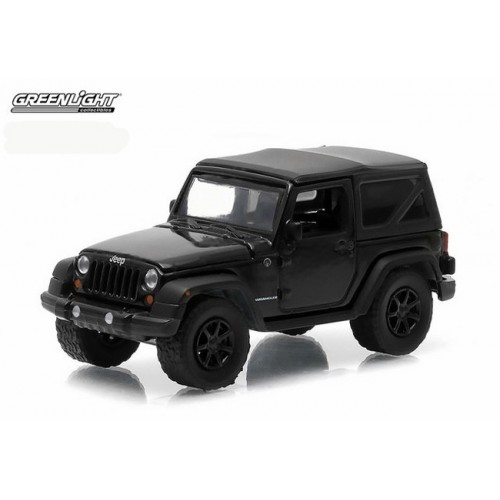 Black Bandit Series 12 - 2012 Jeep Wrangler