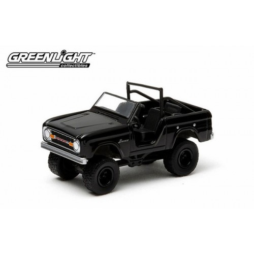 Black Bandit Series 10 - 1970 Ford Bronco