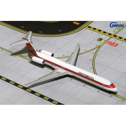 Gemini Jets MD-80 Continental Airlines