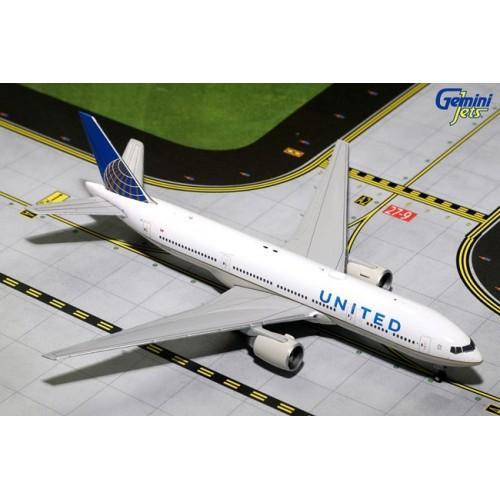 Gemini Jets Boeing 777-200ER United Airlines