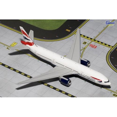 Gemini Jets Boeing 777-200ER British Airways