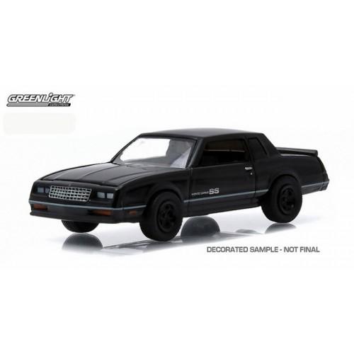 Black Bandit Series 13 - 1984 Chevrolet Monte Carlo SS