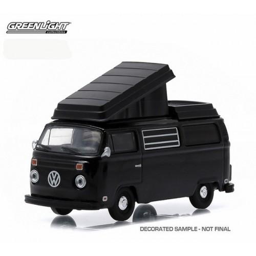 Black Bandit Series 13 - 1973 Volkswagen Type 2 Campmobile