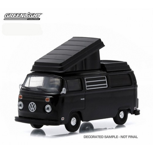 Black Bandit Series 13 - 1973 Volkswagen Type 2 Campmobile
