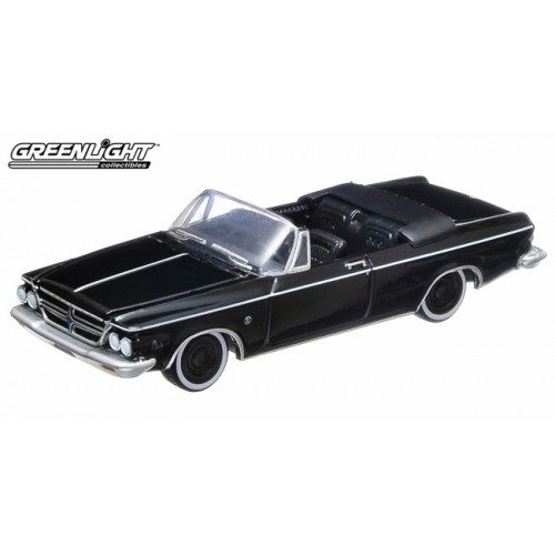 Black Bandit Series 8 - 1963 Chrysler 300 K