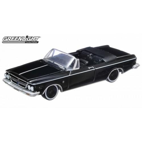 Black Bandit Series 8 - 1963 Chrysler 300 K
