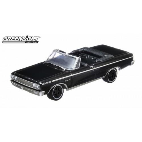 Black Bandit Series 8 - 1965 Dodge Coronet 500