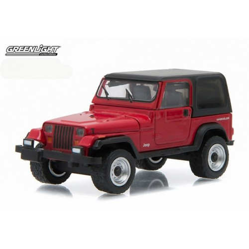 Motor World Series 16 - 1992 Jeep Wrangler