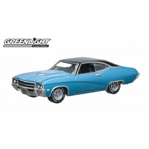GL Muscle Series 7 - 1969 Buick GL 400