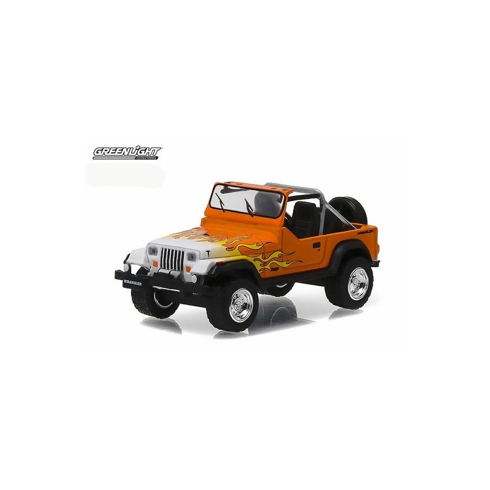 Motor World Series 17 - 1991 Jeep Wrangler