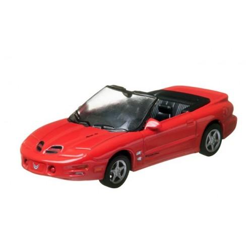 Motor World Series 9 - Pontiac Firebird Trans AM