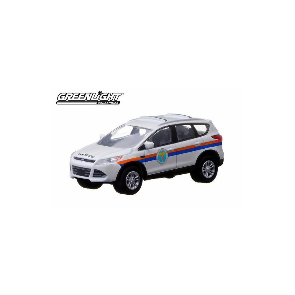 2013 Ford Escape Hybrid: Greenlight Motor World Series 11