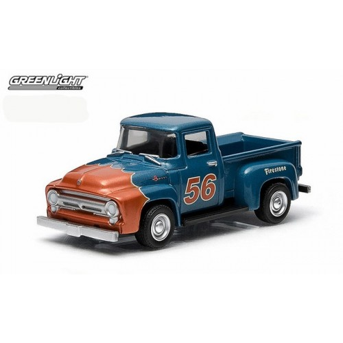 Motor World Series 13 - 1956 Ford F-100 Truck