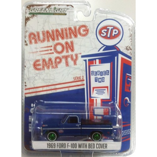 Running on Empty Series 2 - 1969 Ford F-100 Truck Green Machine Version