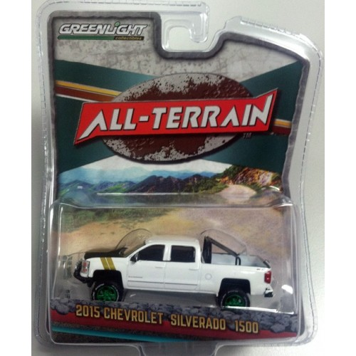 All-Terrain Series 5 - 2015 Chevy Silverado Pickup Green Machine Version