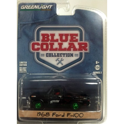 Blue Collar Series 2 - 1968 Ford F-100 Truck Green Machine Version