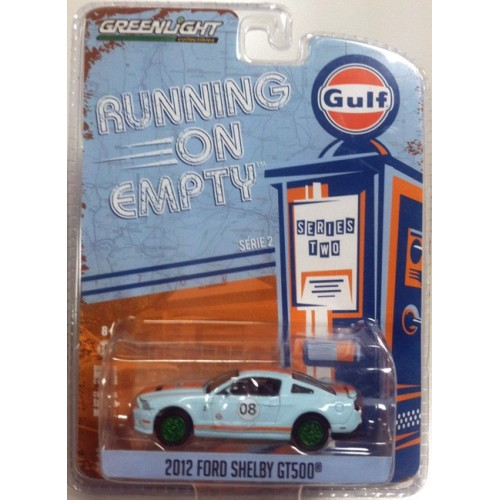 Running on Empty Series 2 - 2012 Ford Shelby GT500 Green Machine Version