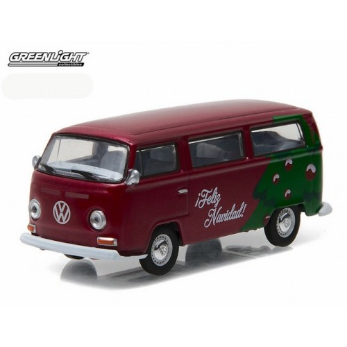 Holiday Collection Series 1 - Volkswagen Type 2 Bus