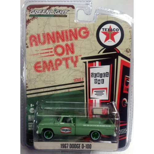Running on Empty Series 1 - 1967 Dodge D-100 Green Machine Version