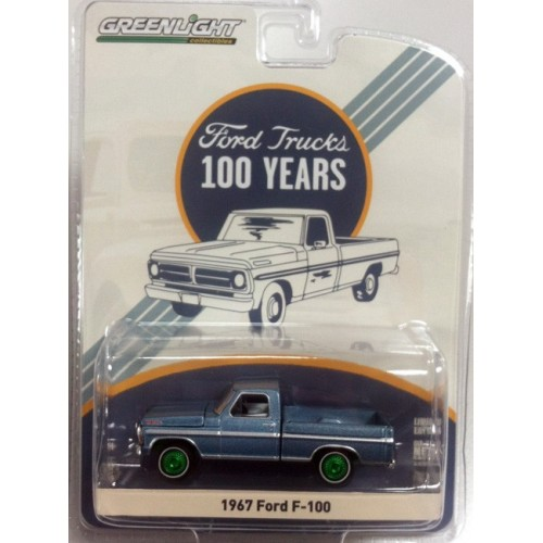 Anniversary Collection Series 5 - 1967 Ford F-100 Green Machine Version