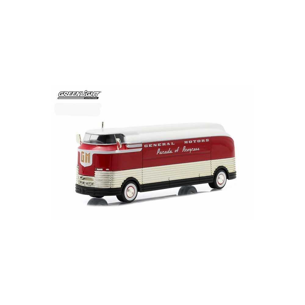 Hobby Exclusive - 1940 General Motors Futurliner