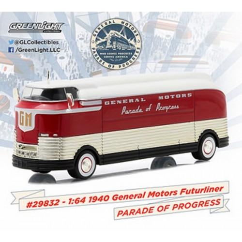 Hobby Exclusive - 1940 General Motors Futurliner
