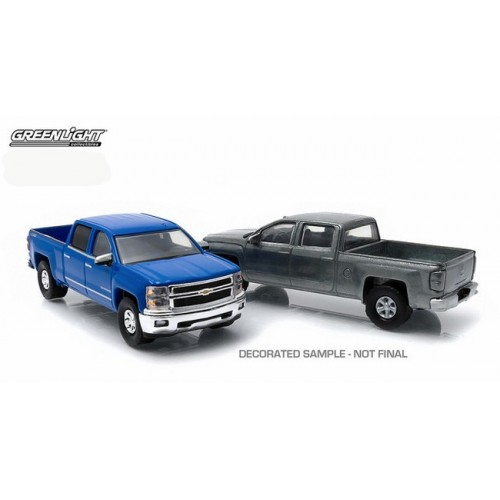 First Cut - 2014 Chevrolet Silverado LTZ Z71