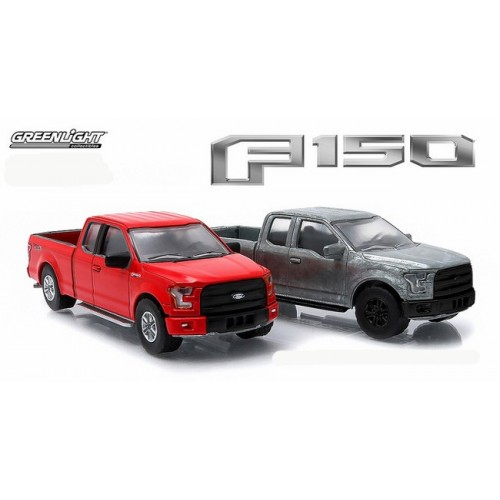 First Cut - 2015 Ford F-150 XLT Truck Set