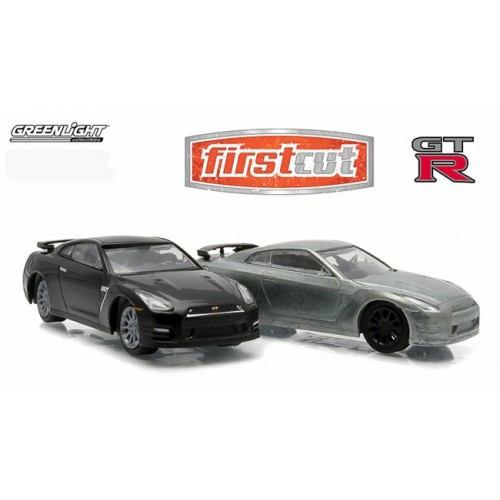 First Cut - 2014 Nissan GT-R(R35)