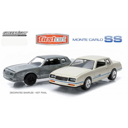 First Cut - 1984 Chevrolet Monte Carlo SS