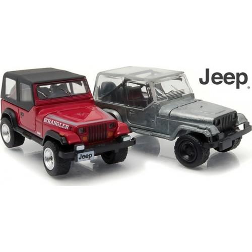 First Cut - 1987 Jeep Wrangler