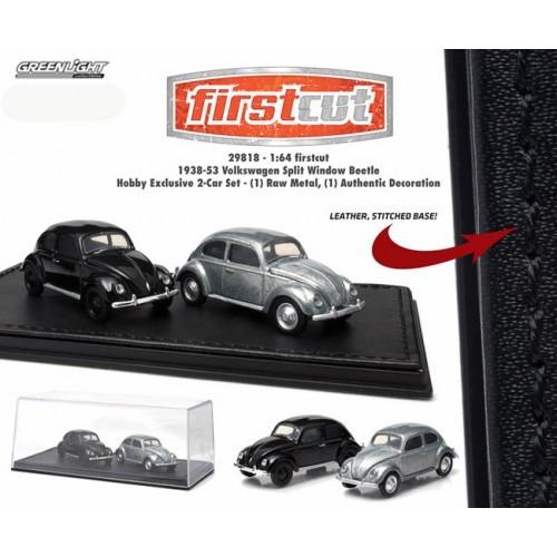 First Cut - 1938 Volkswagen Split Window Beetle