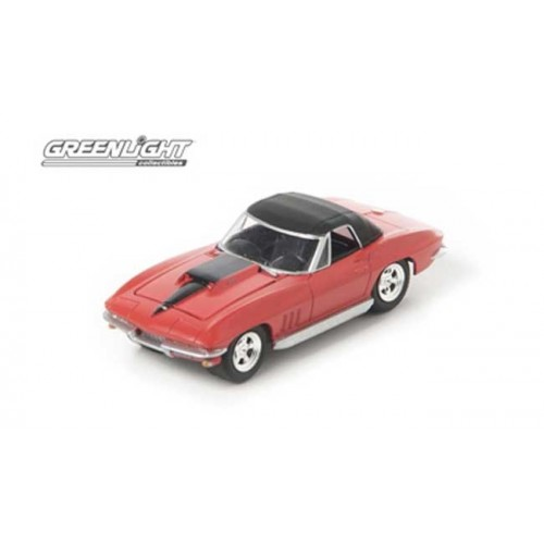 Zine Machines Series 2 - 1967 Chevrolet Corvette