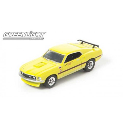 Zine Machines Series 2 - 1969 Ford Mustang Mach I