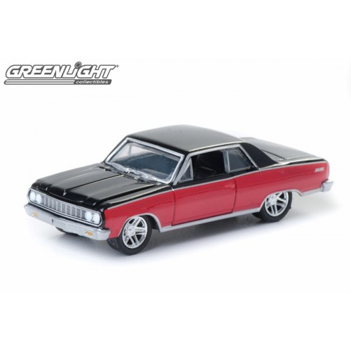 Zine Machines Series 1 - 1964 Chevrolet Chevelle