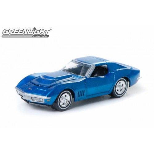 Zine Machines Series 1 - 1968 Chevrolet Corvette