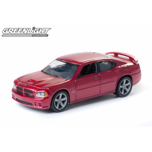 Zine Machines Series 1 - 2006 Dodge Charger SRT8