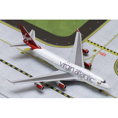 Gemini Jets Boeing 747-400 Virgin Atlantic