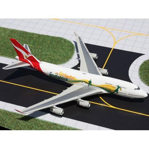 Gemini Jets Boeing 747-400 Qantas