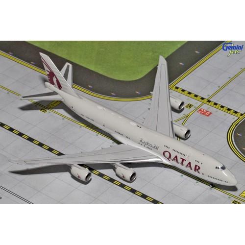 Gemini Jets Boeing 747-8i Qatar